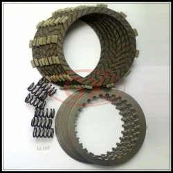 Motorcycle clutch kits KX250
