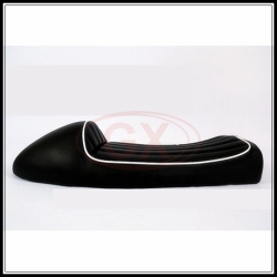 CG cafe racer seats stripe