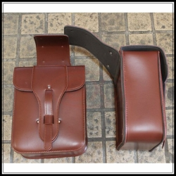 25*30*13cm saddle bag