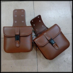 26*12*24CM saddle bag