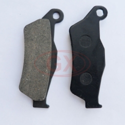 Motorcycle brake pad Pulsar