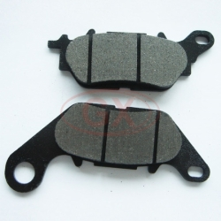 Motorcycle brake pad YBR125