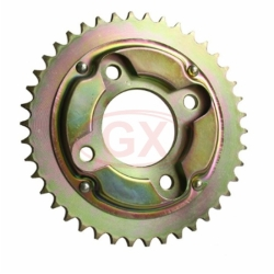 Motorcycle sprocket 42T